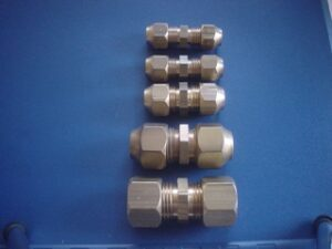 COUPLINGS EQUAL